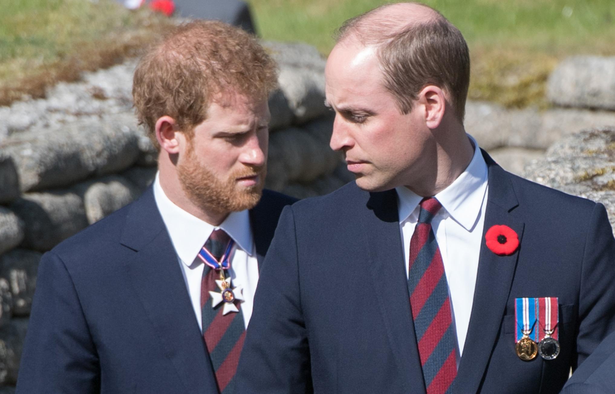 William și prințul Harry aproape că nu-și mai vorbesc. Celor doi le este teamă