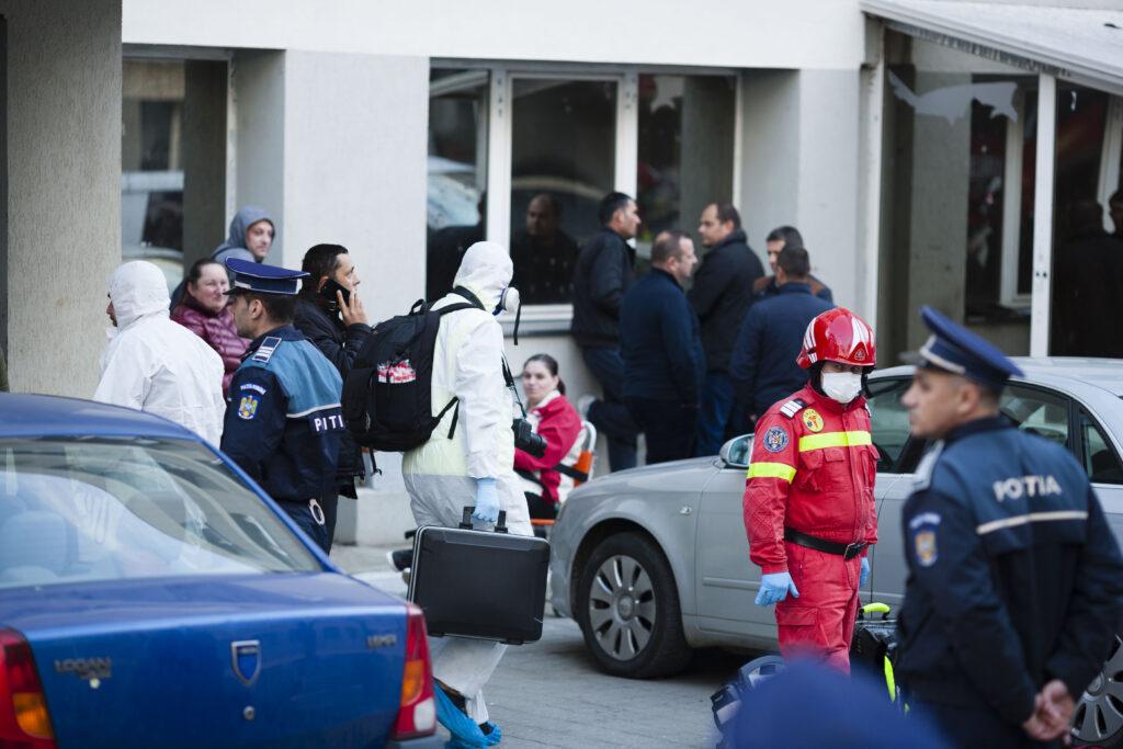 Rendőröket is kezelni kell mérgezés miatt Temesváron