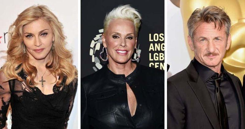"""Soţia lui Silvester Stallone face dezvăluiri şocante despre Madonna: """"Am făcut dragoste cu…"""""""