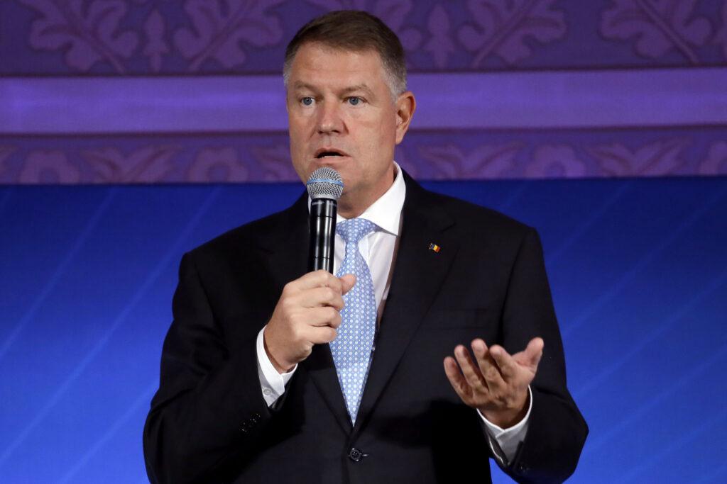 """Klaus Iohannis, declarația învingătorului: """"Vă promit că voi fi președintele tuturor românilor"""""""