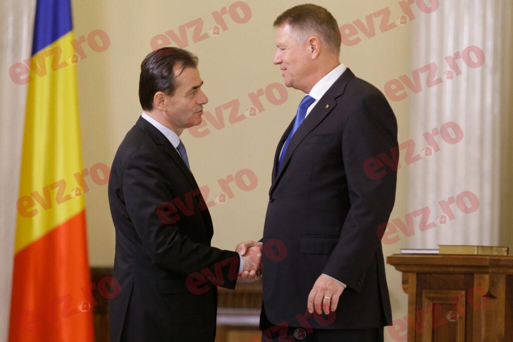 Orban își duce miniștrii la Cotroceni. Iohannis îi scoate la tablă