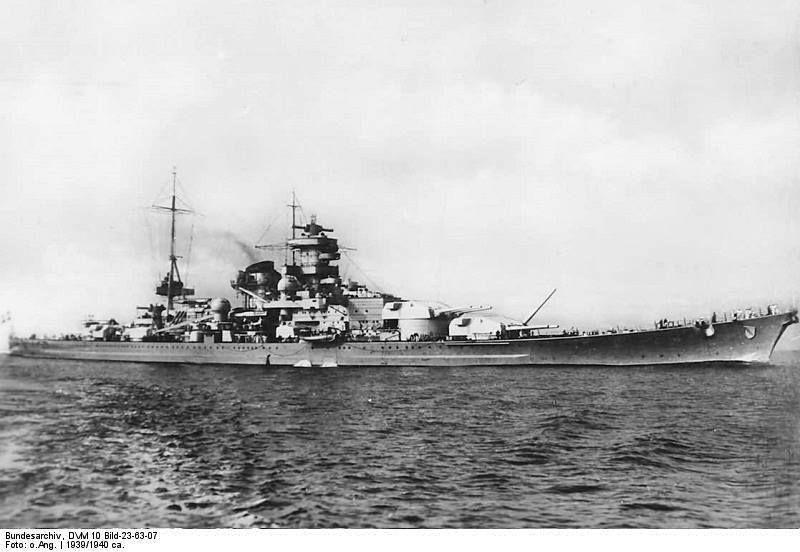 Cuirasatul blestemat, nava preferată a lui Hitler. HOROSCOPUL LUI DOM' PROFESOR