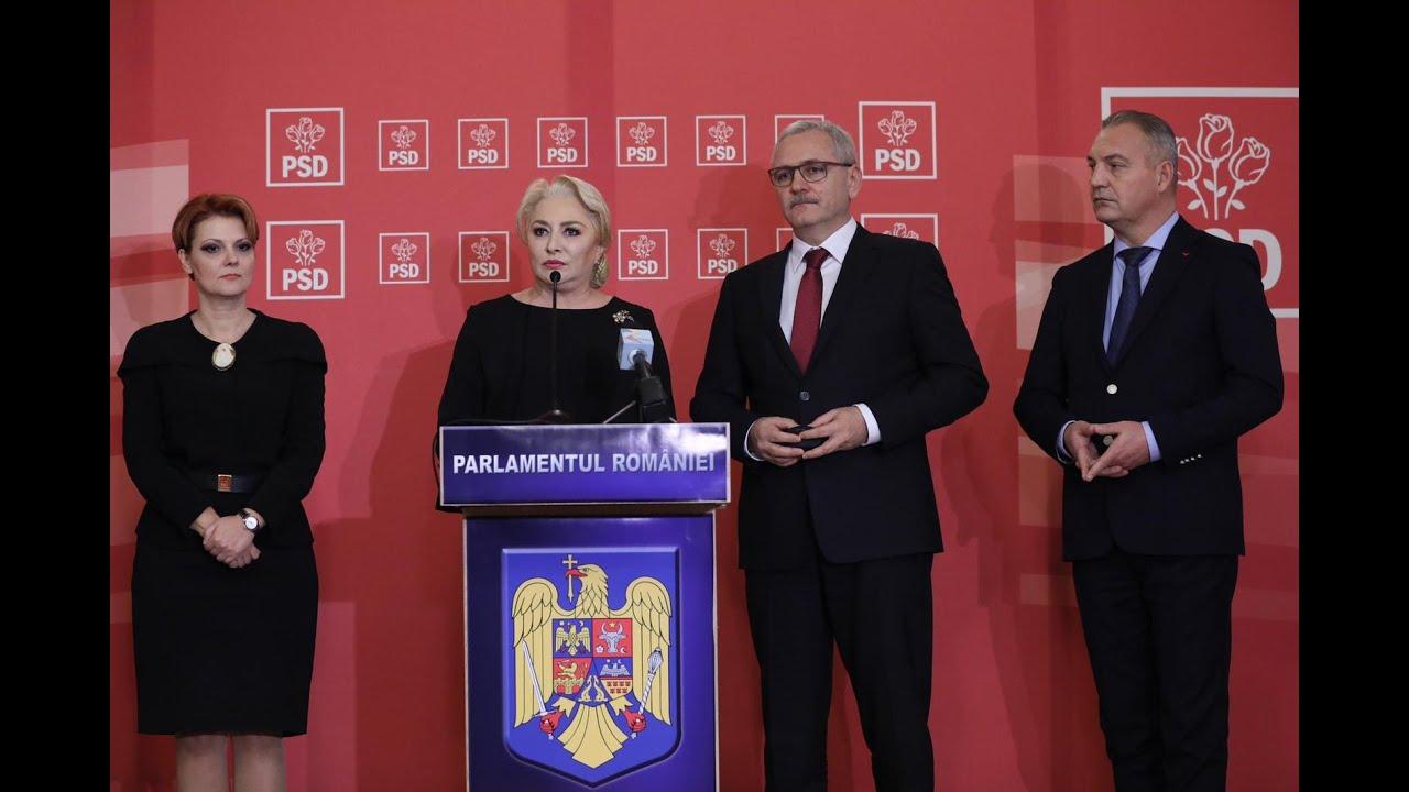 Viorica Dăncilă, președinte: Pe cine ar scoate din închisoare șefa PSD