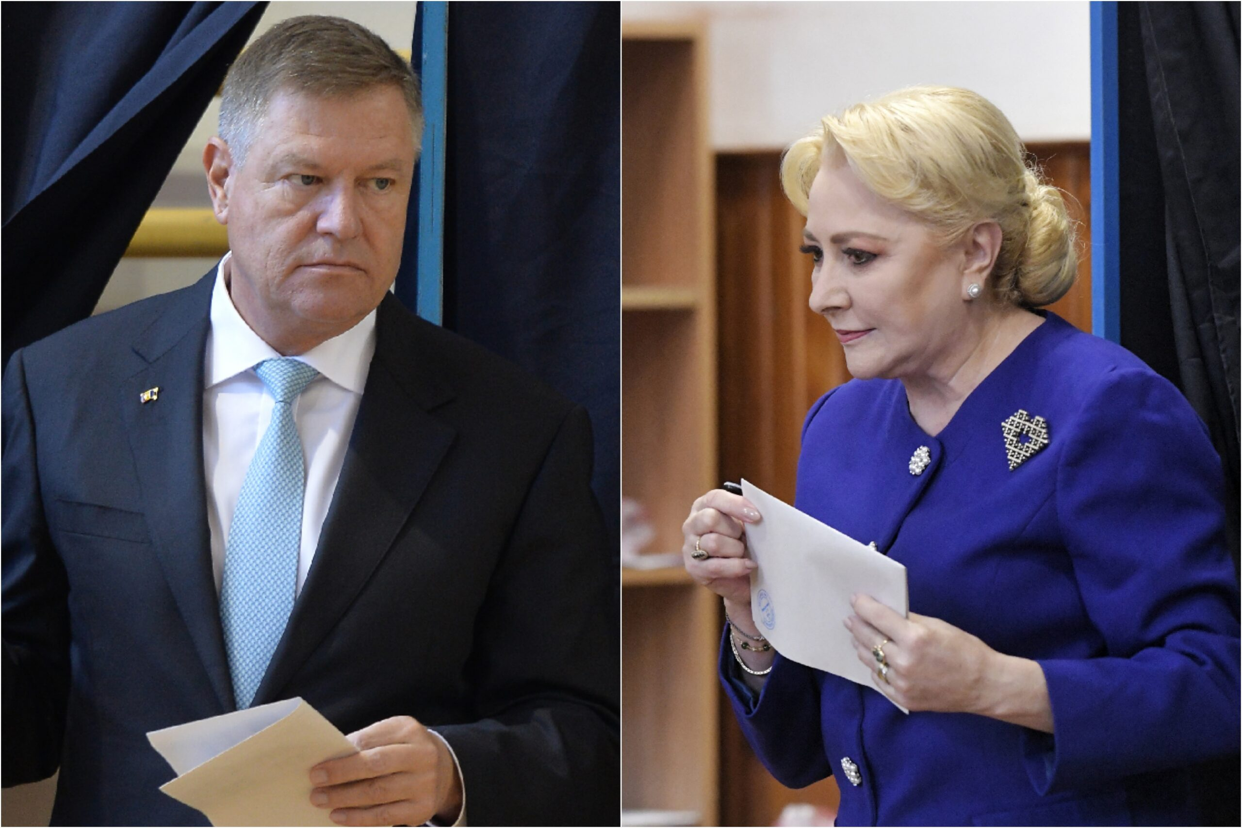 """Cifre surpriză! Cum stau în sondaje Iohannis și Dăncilă: """"Totul se joacă"""""""