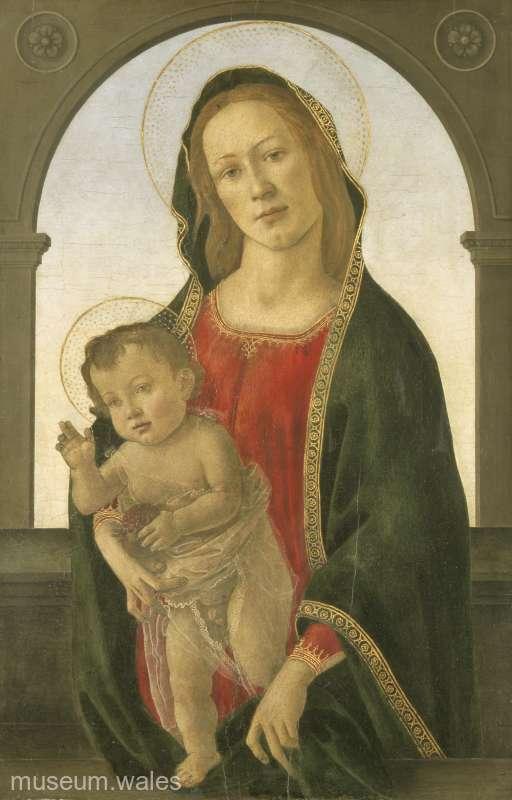 Surpriză de proporții. A fost descoperit un tablou necunoscut de Botticelli