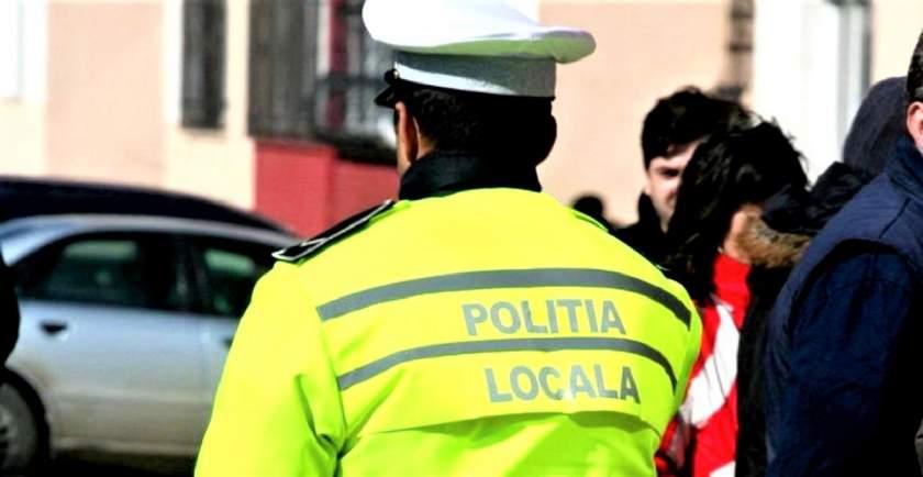 Monștrii de la Poliția Locală. Cel puțin 20 de indivizi agresivi, în uniformă pe străzi
