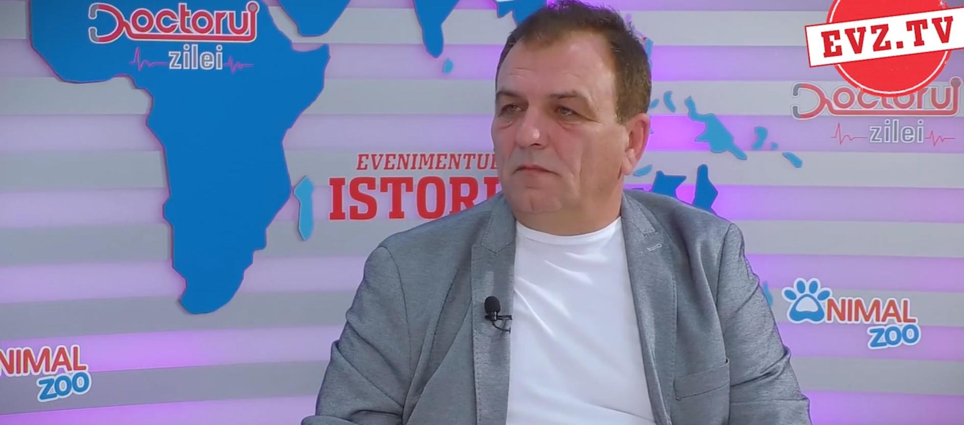 Evz.TV. Exclusiv. Mărturia eroului bătut personal de Ministrul de Interne