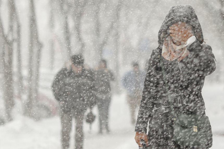 Vremea o ia razna. Cod Galben de ninsoare și viscol. ANM răstoarnă prognoza
