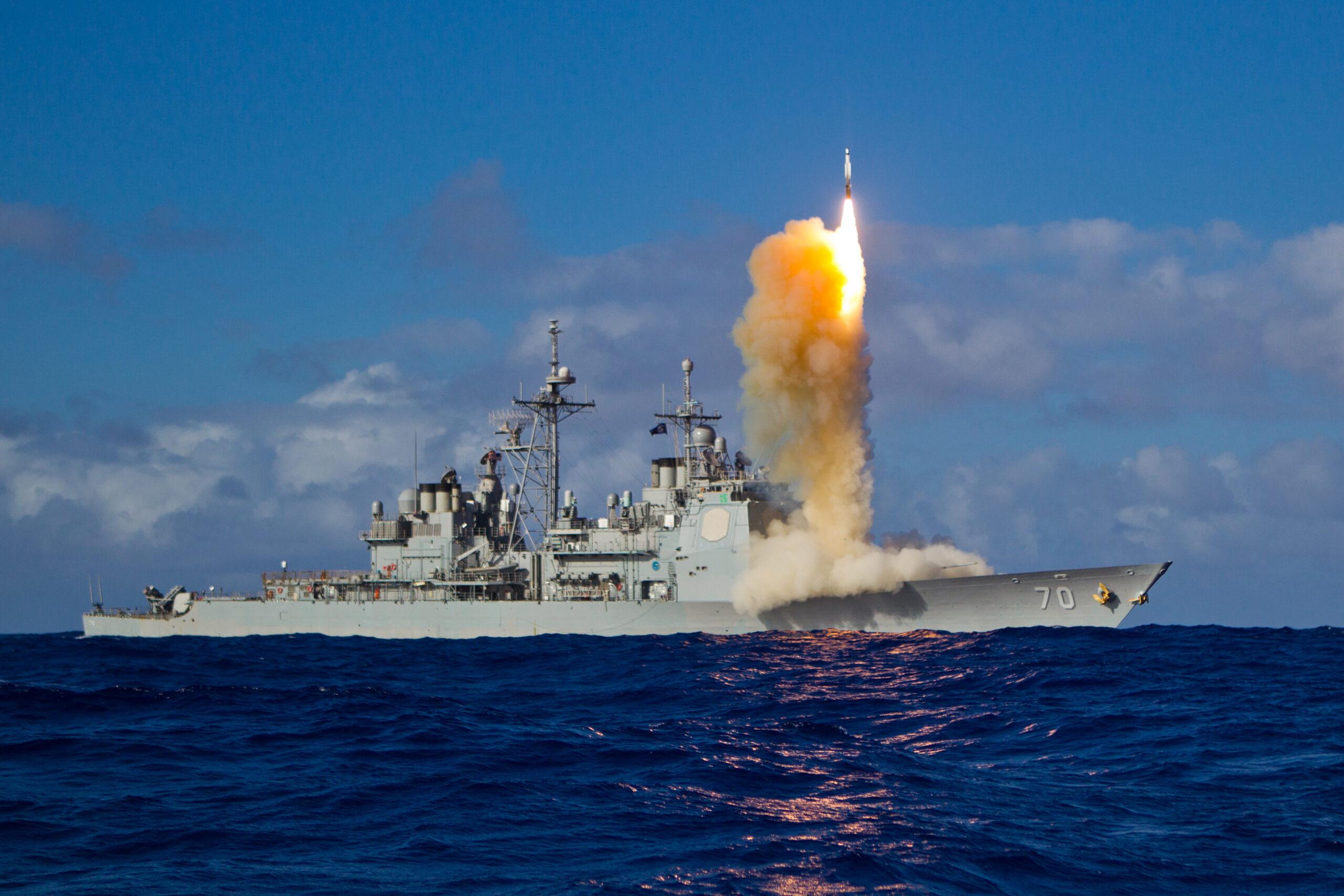 Alertă de securitate în România! Rusia trage cu rachete în Marea Neagră