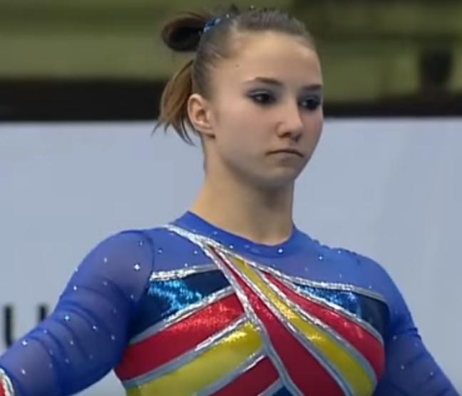 Gimnasta comparată cu Nadia Comăneci nu va reprezenta România la Jocurile Olimpice din 2020
