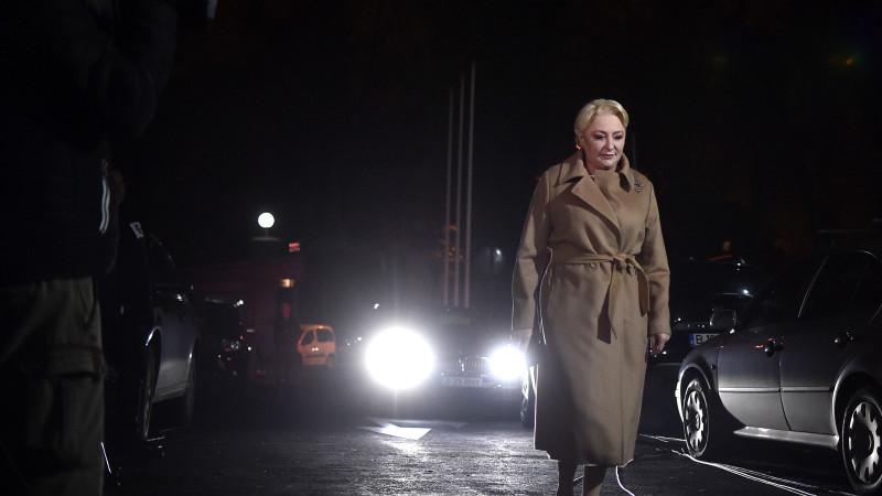"""Bomba serii. Dăncilă, eliminată din PSD? """"Nu știu ce voi face"""""""