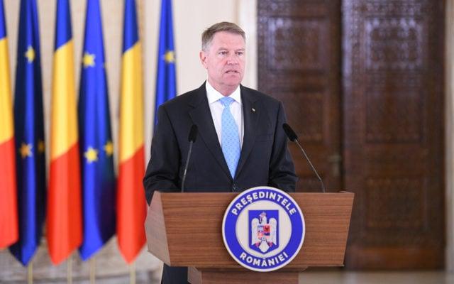 """""""Un acord bun, care protejează românii noștri."""" Iohannis, mulţumit de Brexit"""