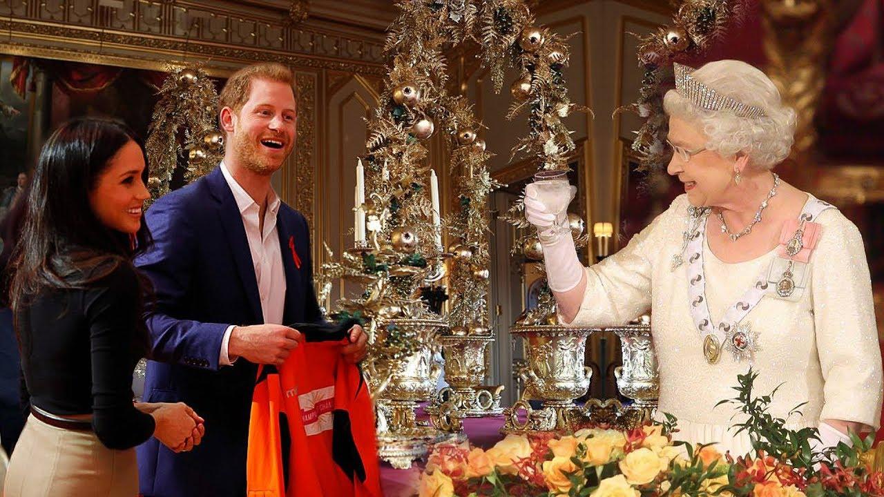 Nimeni nu a mai îndrăznit aşa ceva. Harry şi Meghan încalcă toate regulile de Crăciun ale Casei Regale