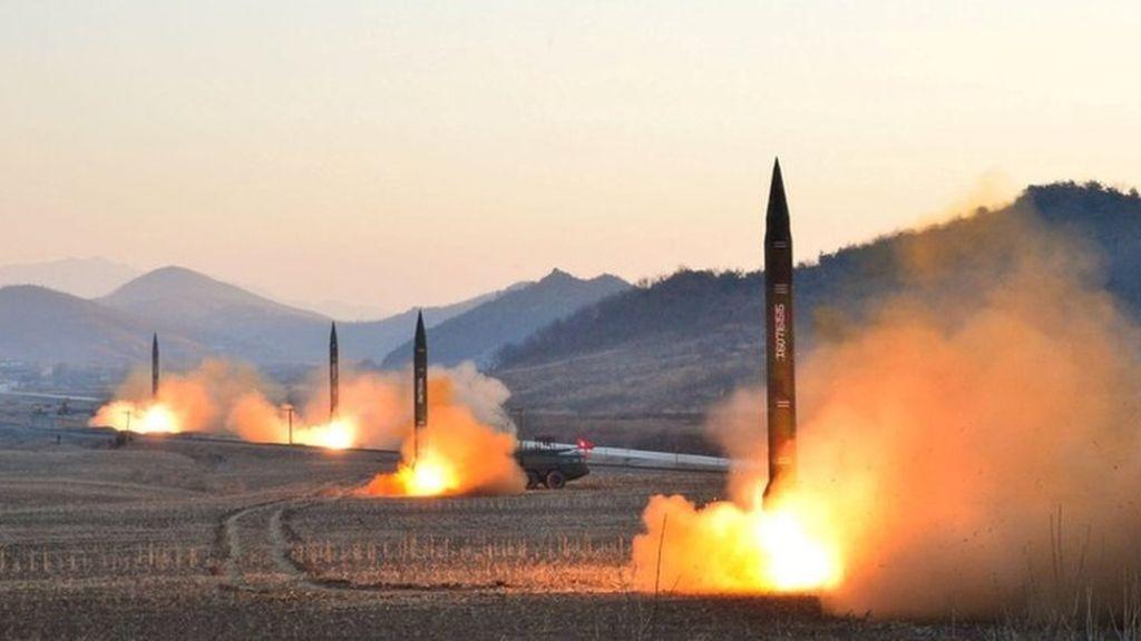 Breaking News. Coreea de Nord, pregătită să lanseze bomba nucleară!