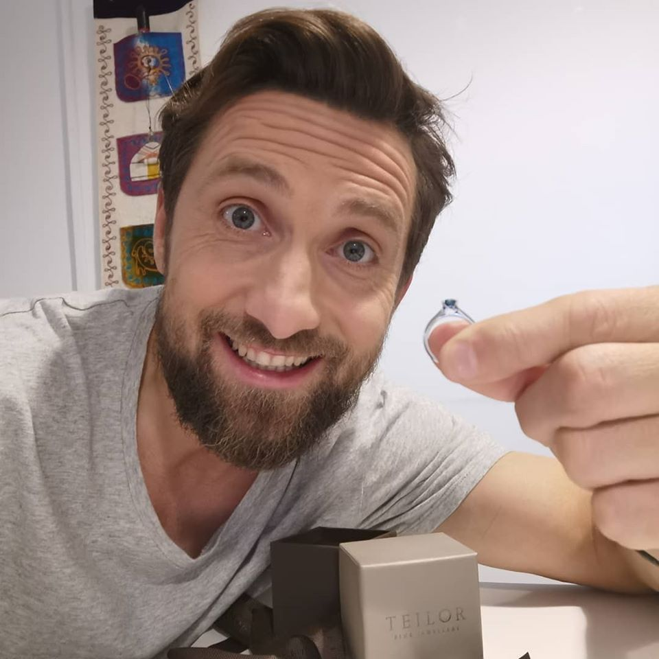 """Dani Oțil a făcut marele anunț: """"Am dat inelul"""". Cine este norocoasa"""
