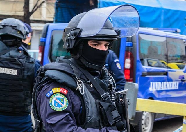 Razie de proporții în cel mai mare târg din România