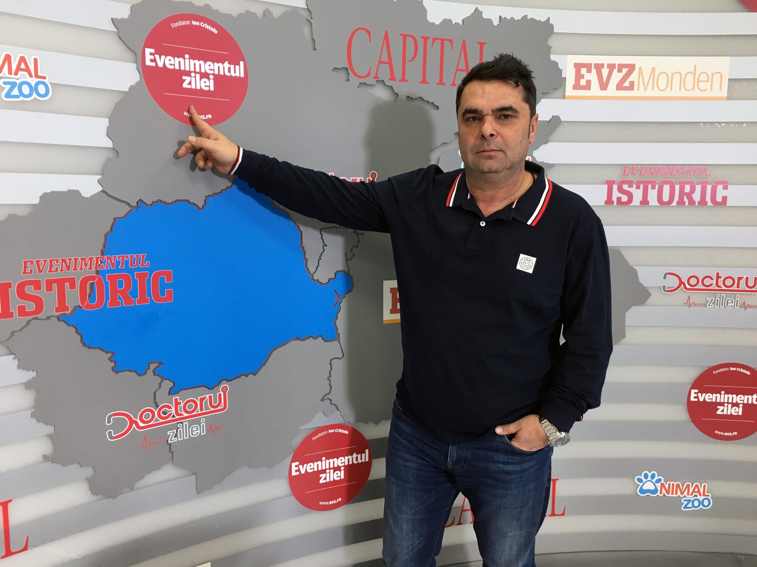 EvZ TV Prime Time. Claudia Țapardel, Tănase Stamule și Florin Constantin Durgheru, invitații lui Laurențiu Botin