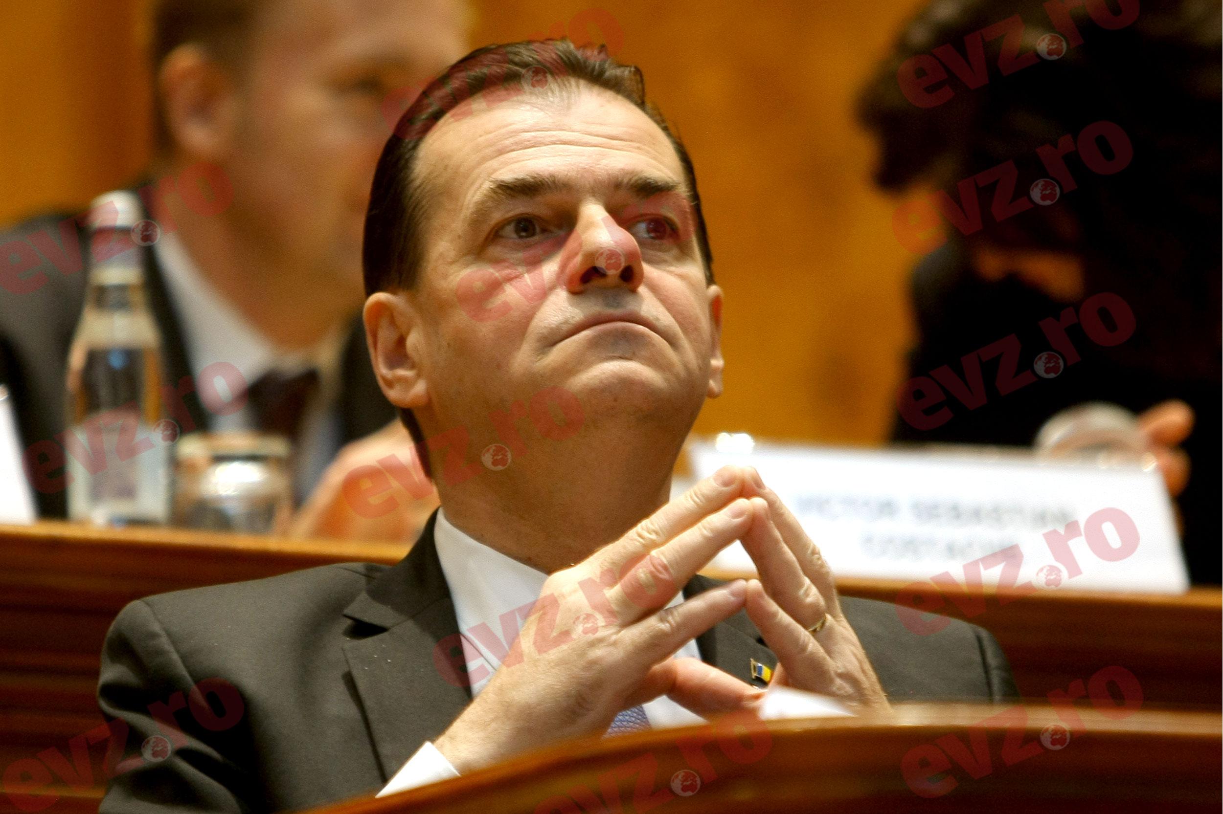 EXCLUSIV Ludovic Orban nu pleacă din Guvern! Ce i se pregătește (SURSE)
