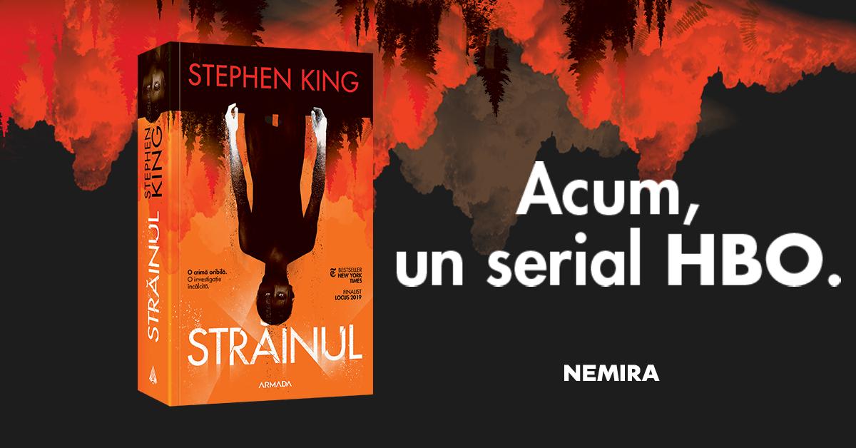 Outsider – ecranizarea bestsellerului Străinul, de Stephen King