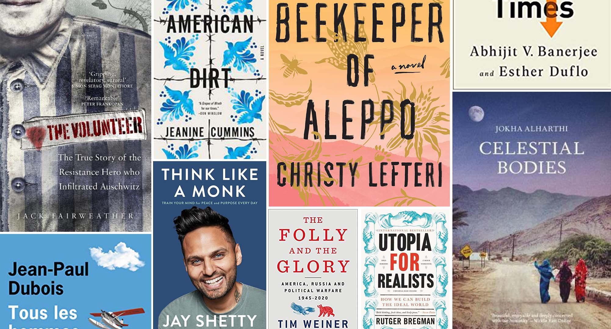 20 cele mai așteptate cărți ale acestui an. Apar Memoriile lui Barack Obama, fostul președinte al SUA