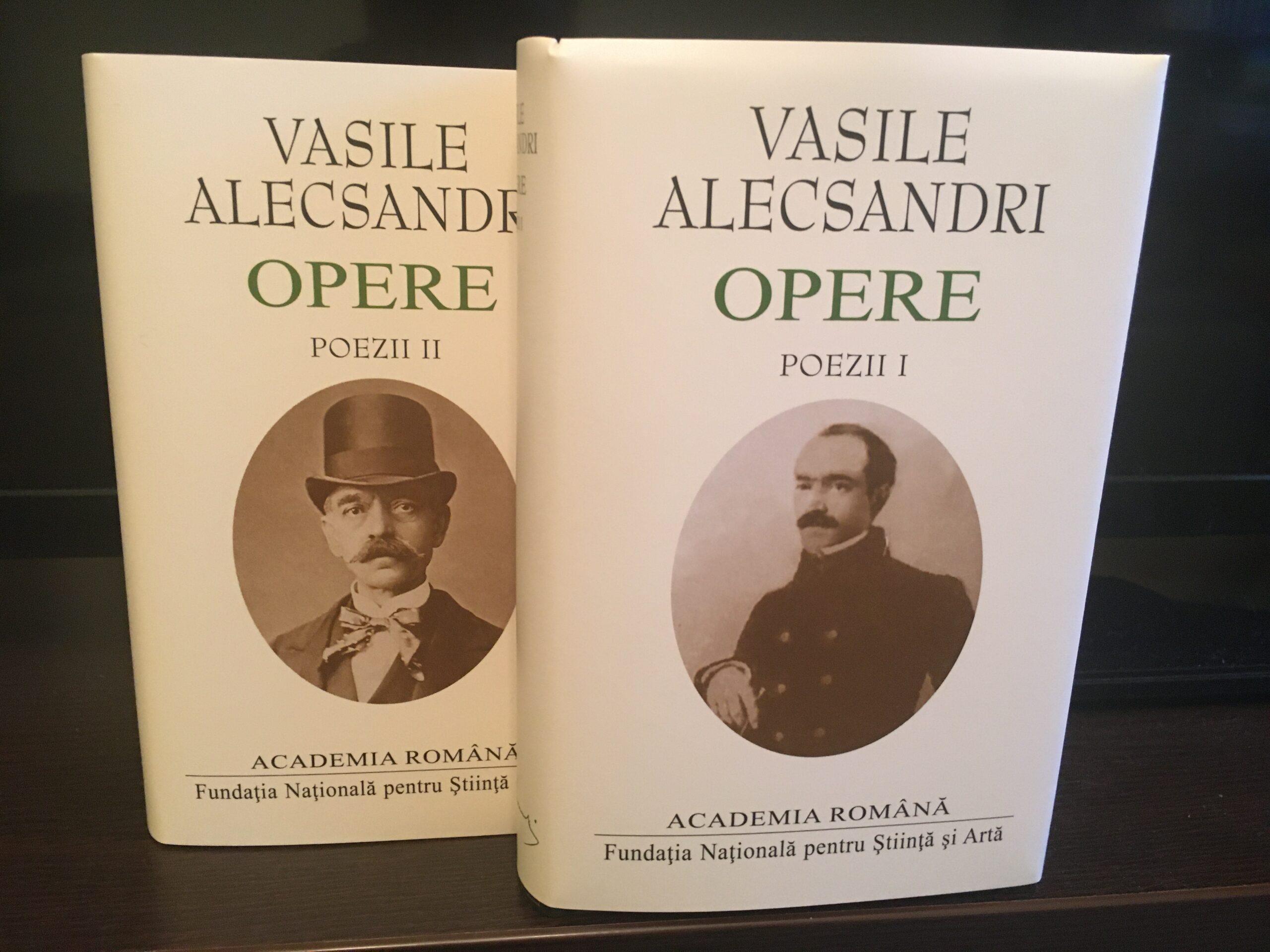 """O carte pe săptămână. Un poet """"zaharat"""" – Vasile Alecsandri și poemele interzise de ruși"""