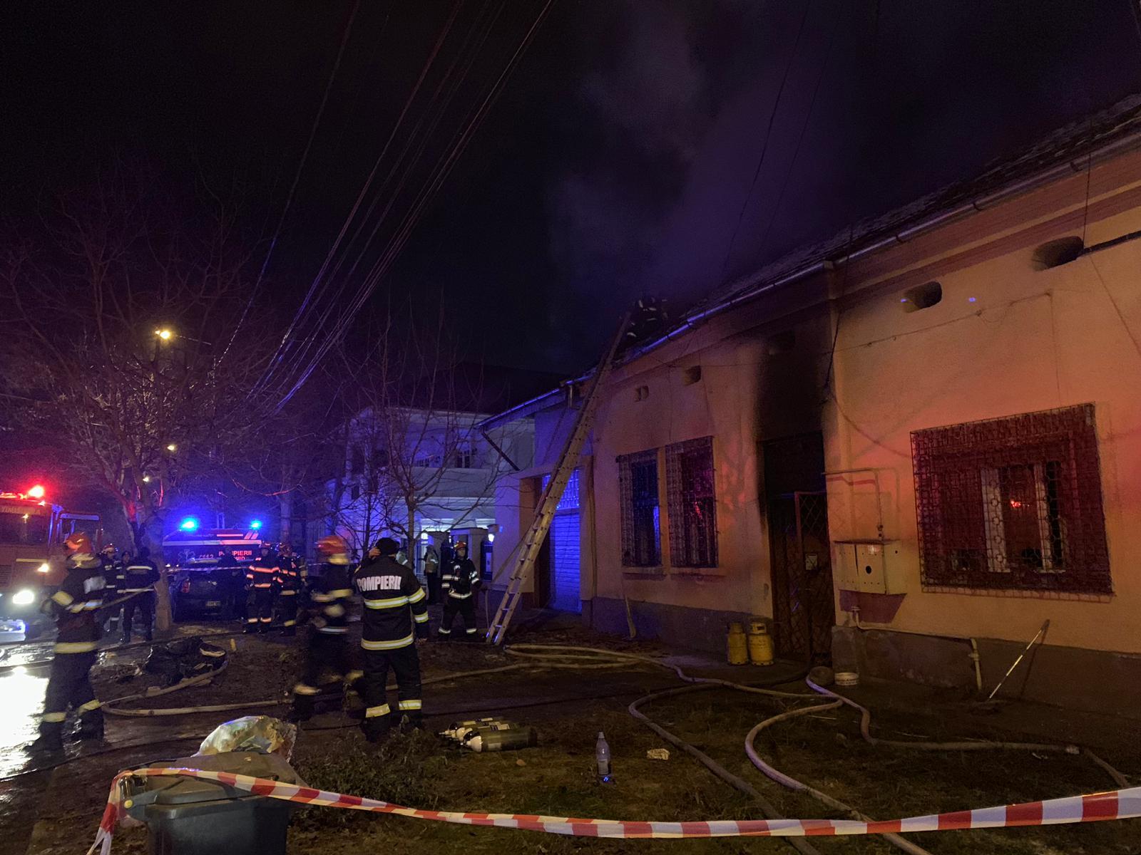 Timișoara. Fratele mai mare al copiilor arși de vii se simte responsabil de moartea lor