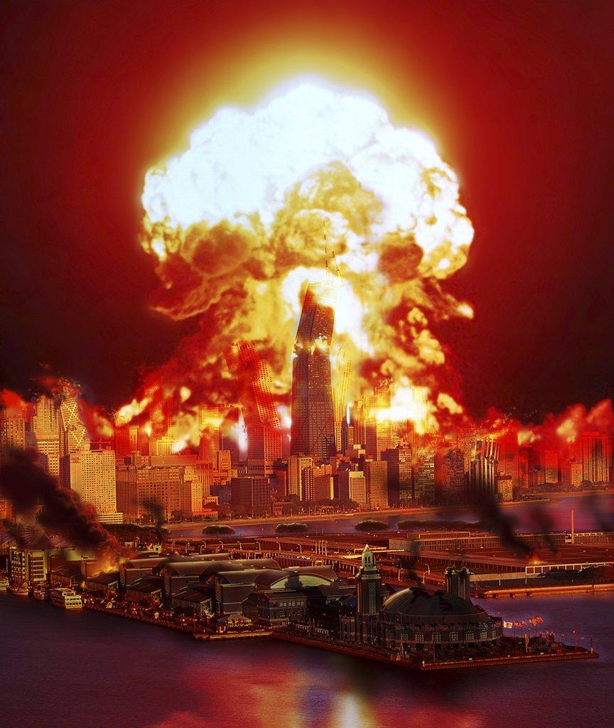 Criza absolută: Omenirea, la un pas de dispariție. Război nuclear între SUA-Coreea de Nord