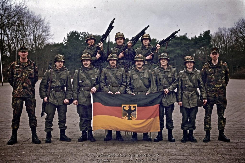 Armata Germaniei. Bocancii pentru 2020 vin în… 2022