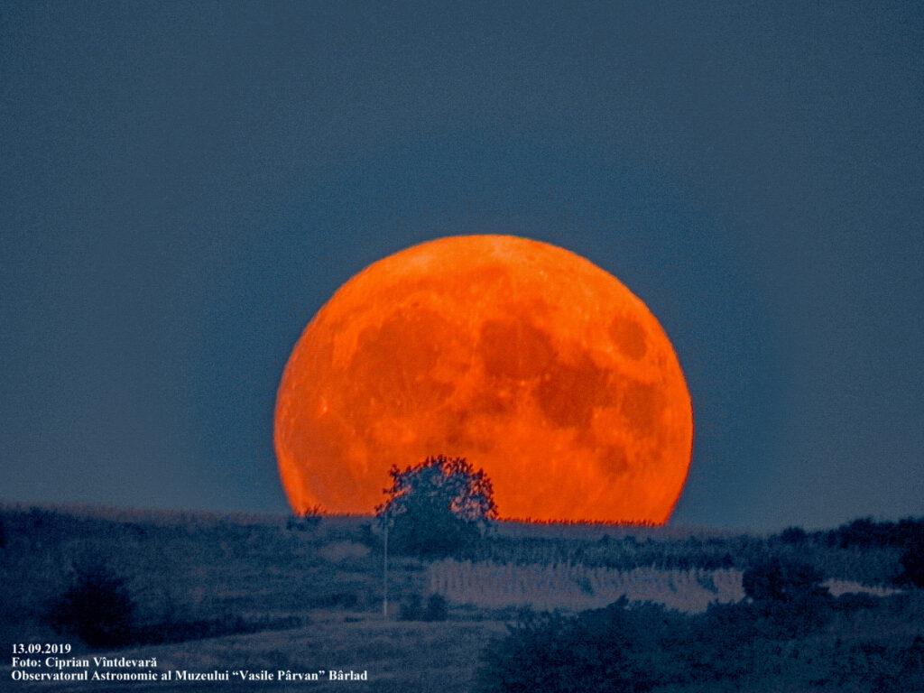 România se pregătește pentru un fenomen astronomic rar
