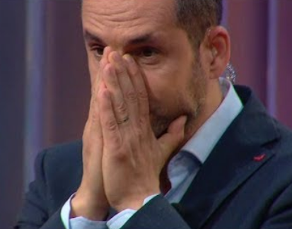 Celebru prezentator din România, sfâșiat de durere. Este vorba de soția lui…