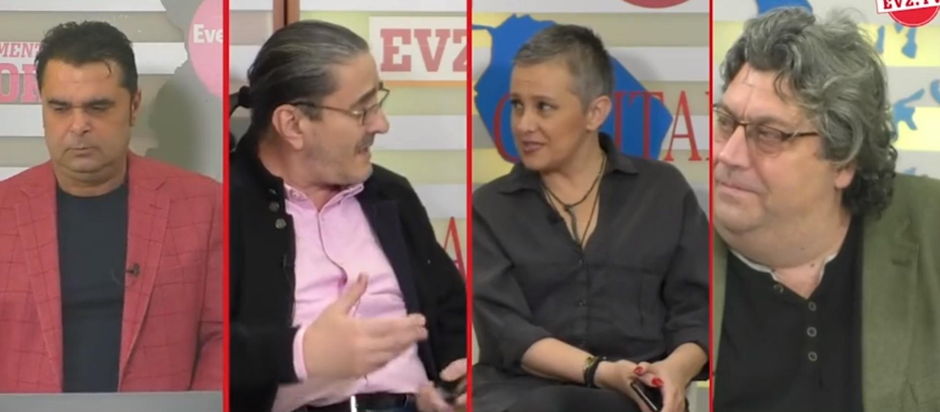"""Evz Prime Time. Sarmiza Andronic, despre scandalul pensiilor speciale: """"Sunt solidari doar pe cașcaval"""""""