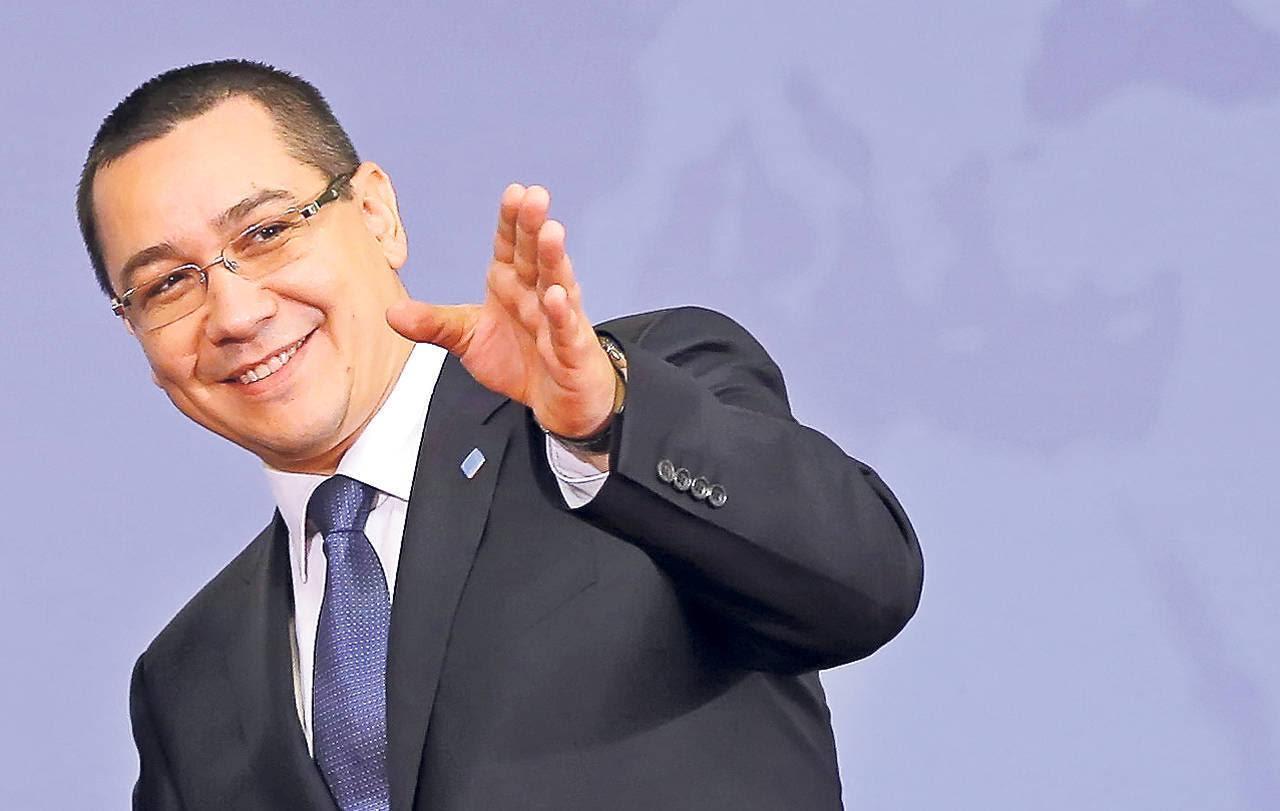"""Victor Ponta a transmis un mesaj codat! """"Conservele securiste"""" ne țin dezbinați"""