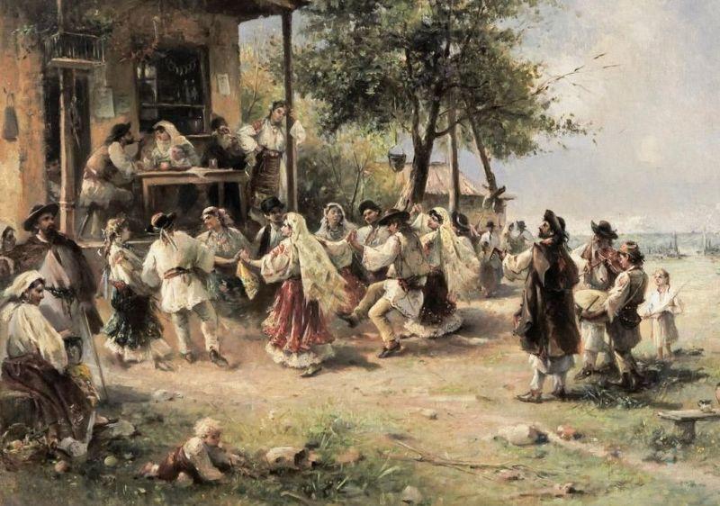 Satul de odinioară: obârșie și reîntoarcere