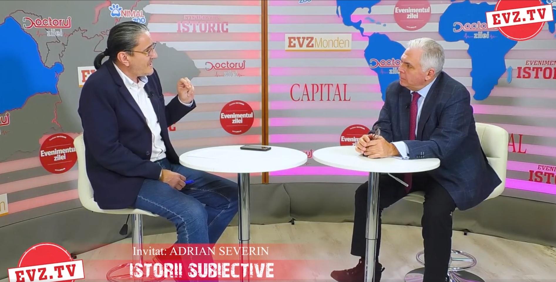 Evz.TV. Personajele din Lista lui Severin, agenți ai Vestului, cât și ai Estului