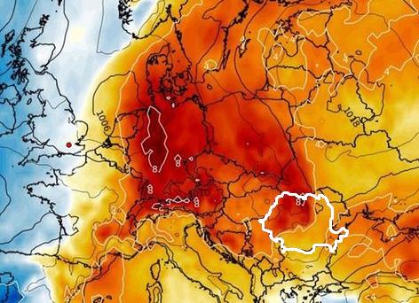 Anunțul meteorologilor șochează România! Fenomen extraordinar în luna martie
