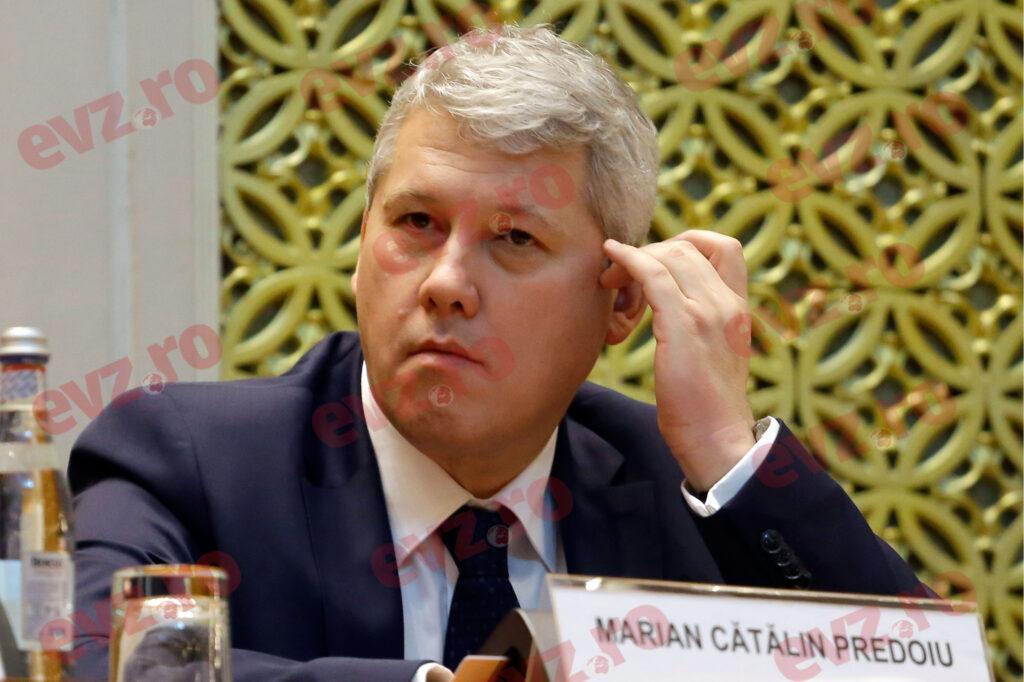 Cătălin Predoiu, acuzat, de CSM, de atentat la independența justiției
