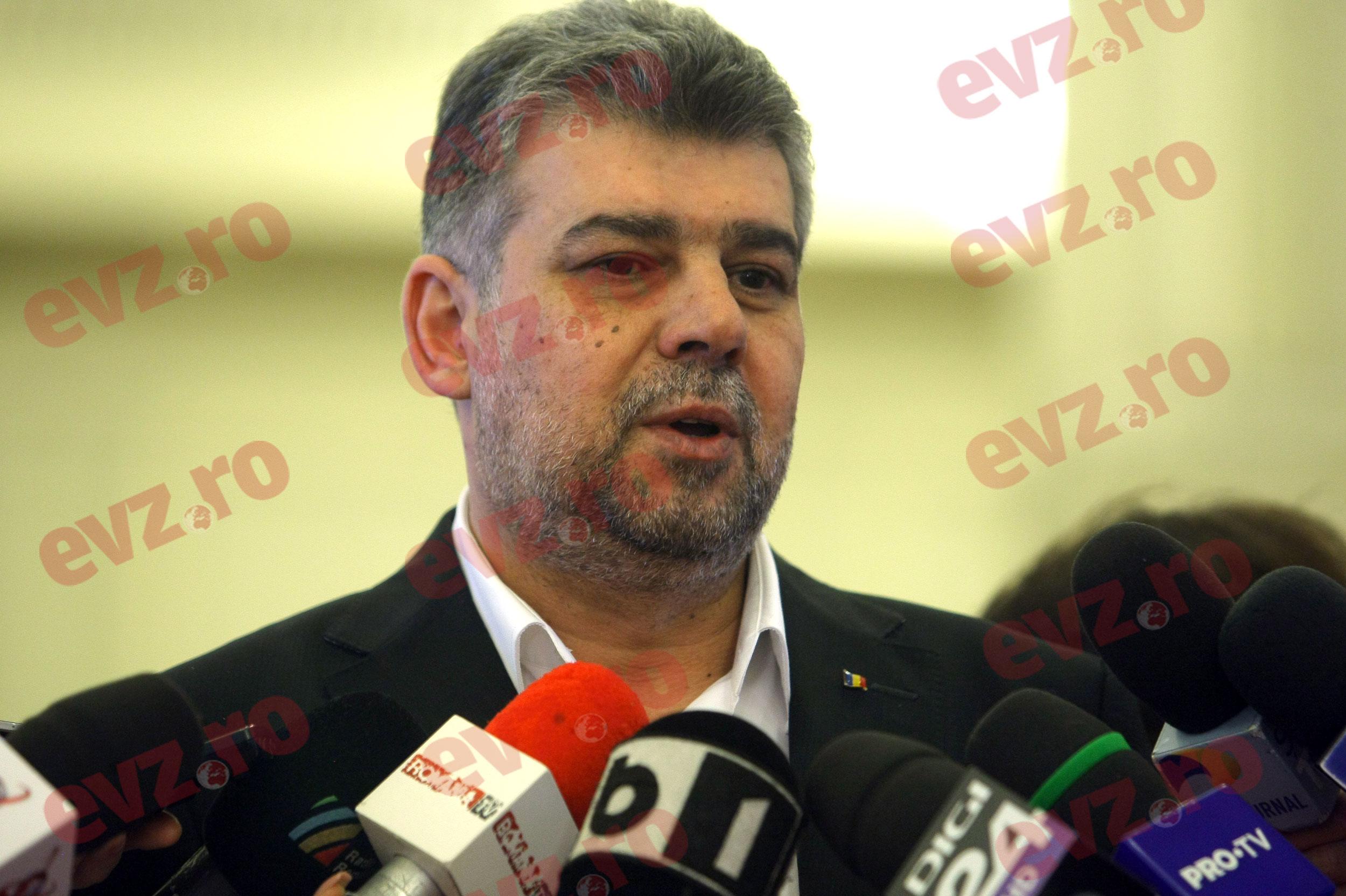 """Declarații incendiare ale lui Marcel Ciolacu. """"Este o criză mult prea mare"""""""