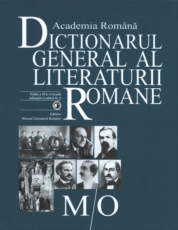 O carte pe săptămână: DGLR. De ce este condamnat un dicționar să fie imperfect?