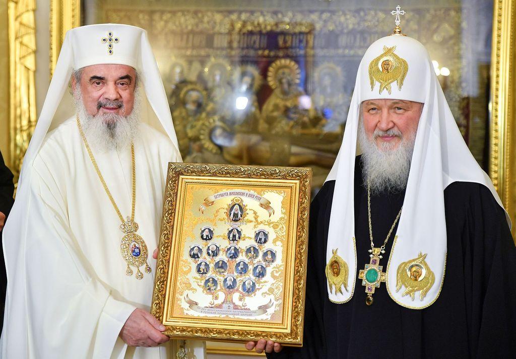 Decizie istorică a Bisericii Ortodoxe Române în privința conflictului ruso-ucrainean