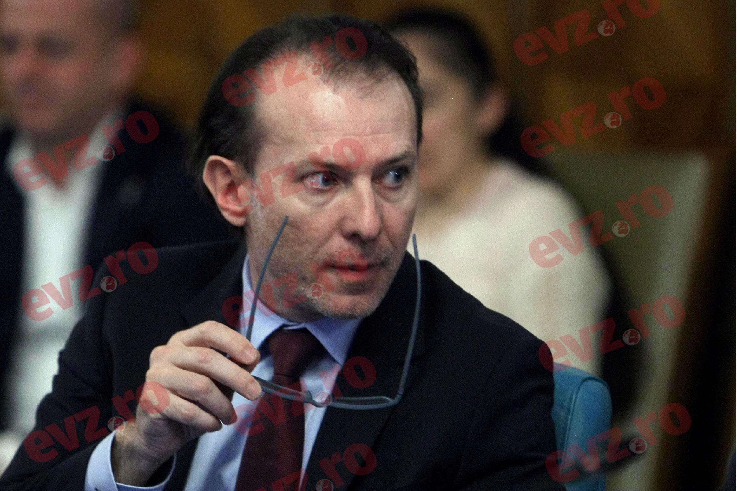 Vosganian îl pune pe Florin Cîțu pe lista indezirabililor