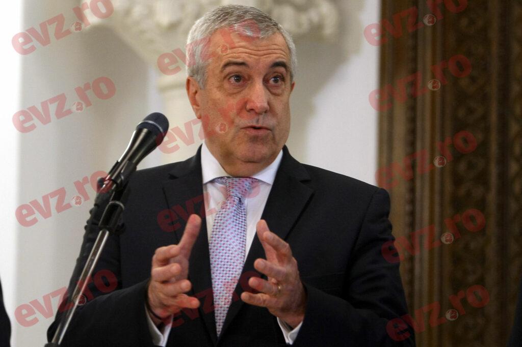"""Călin Popescu Tăriceanu îl acuză pe Klaus Iohannis: """"Vrea să ne facă complici"""""""