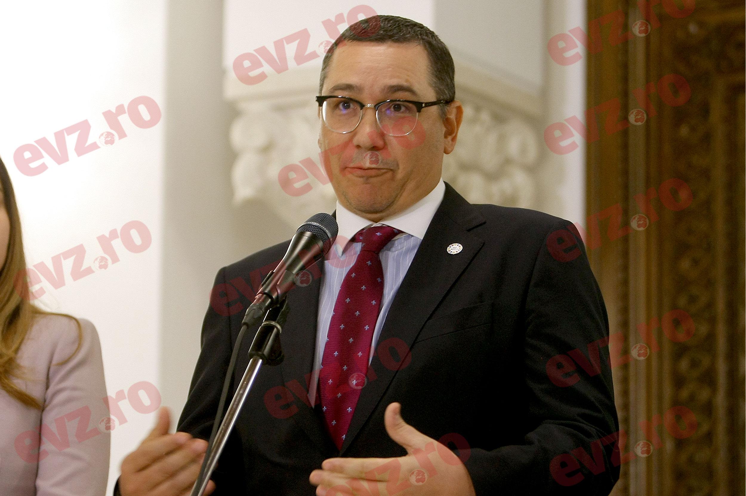 Victor Ponta aruncă bomba: Mâine l-aş propune pe…