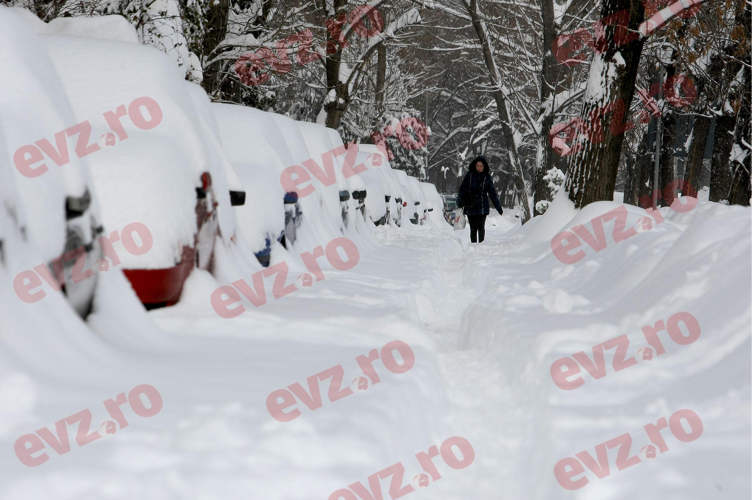 Știre-bombă de la Meteo! Când vine zăpada anul acesta?