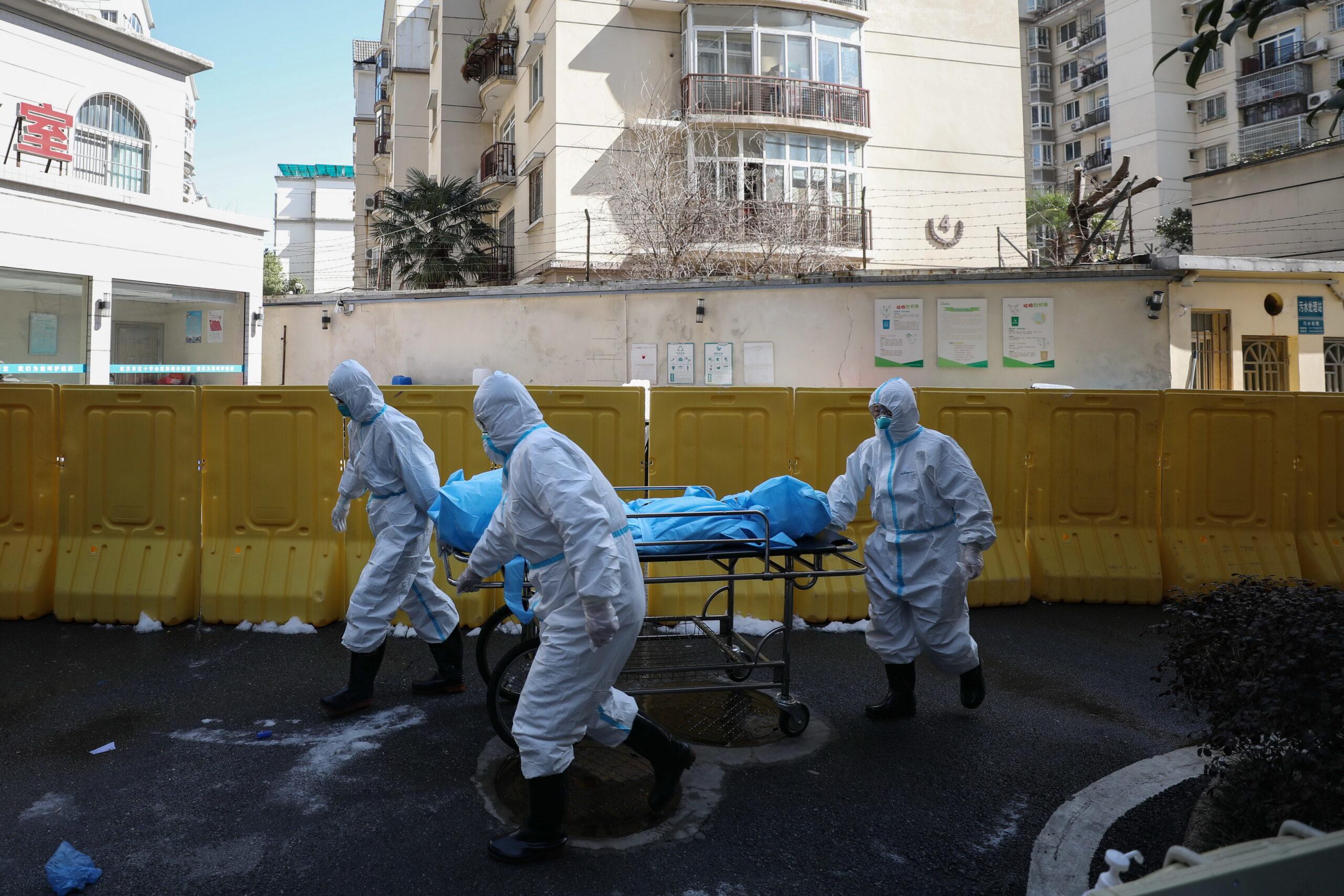 Panică în Italia. Bolnavi de coronavirus, deși n-au fost în China