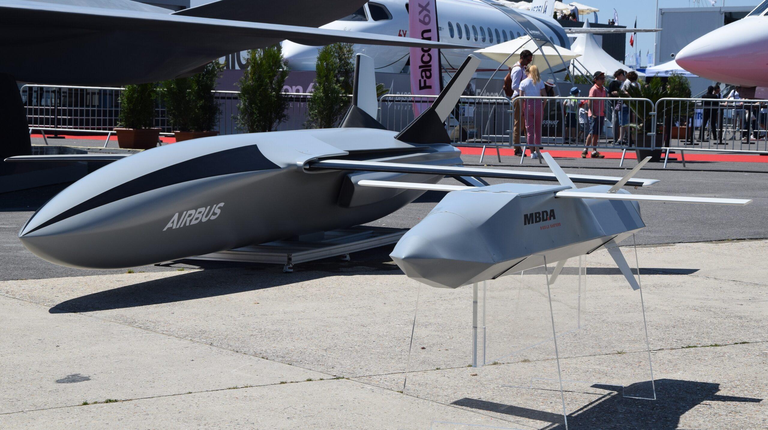 """Europa apărării. Airbus și MBDA colaborează pentru drone """"Remote Carriers"""""""