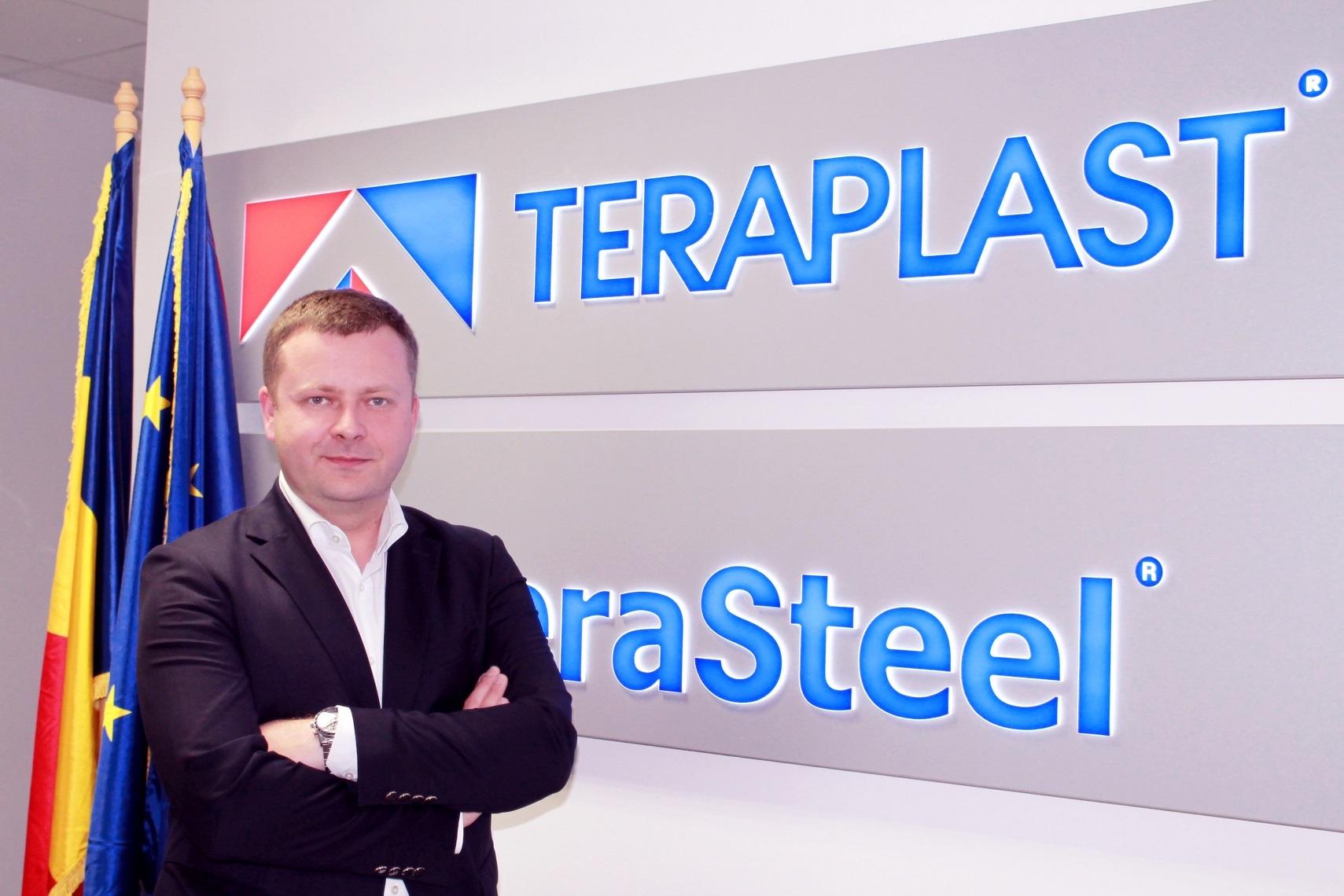 Evz.TV. Teraplast, lider pe pieţele panourilor sandwich şi pe cea a structurilor zincate din România