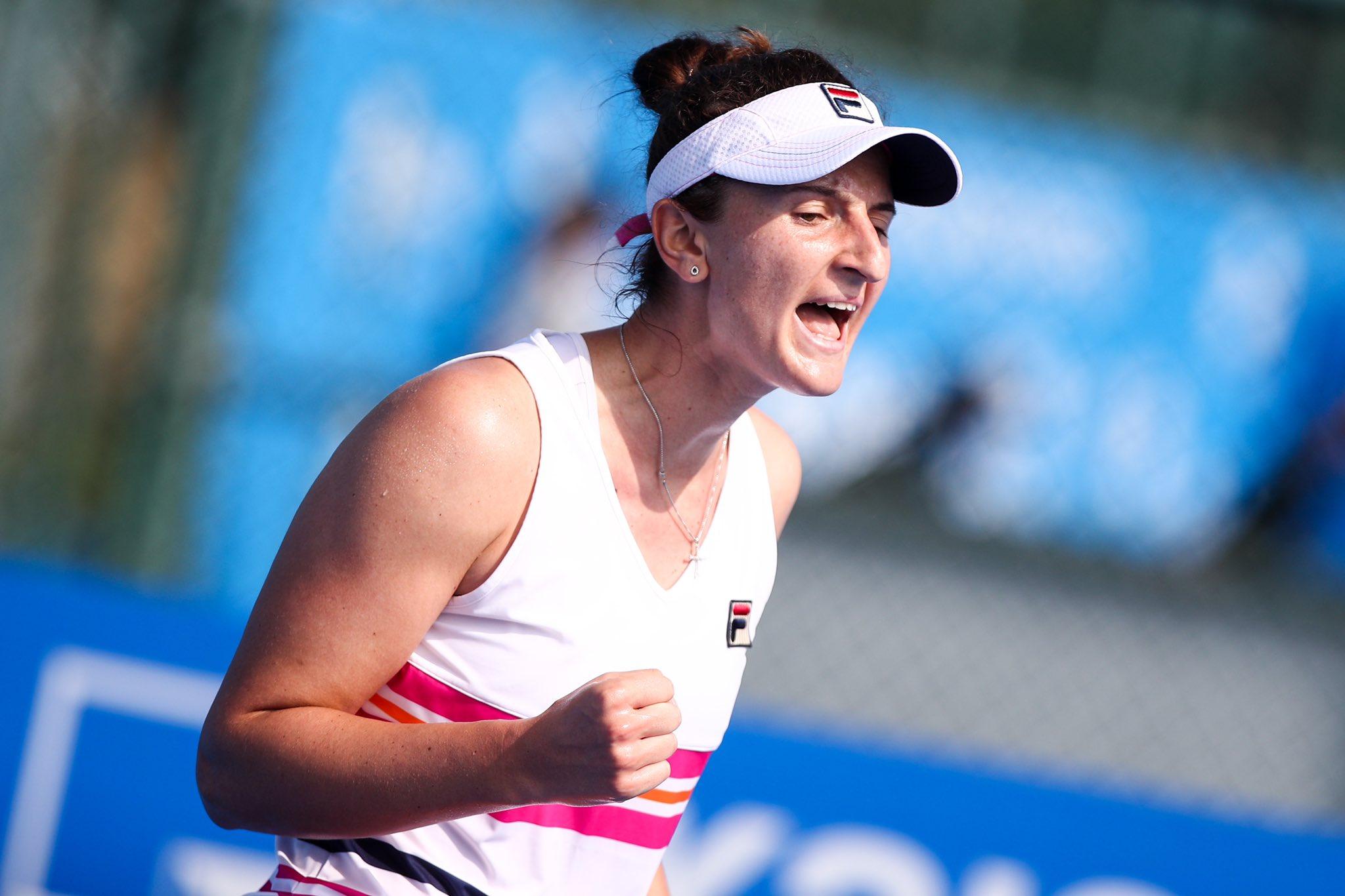 Irina Begu, încoronată la Cairo. Turneu important câștigat de româncă