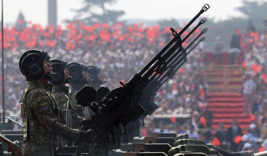 """Pentagon: """"China reprezintă pentru SUA o amenințare la fel de mare ca URSS în Războiul Rece"""""""