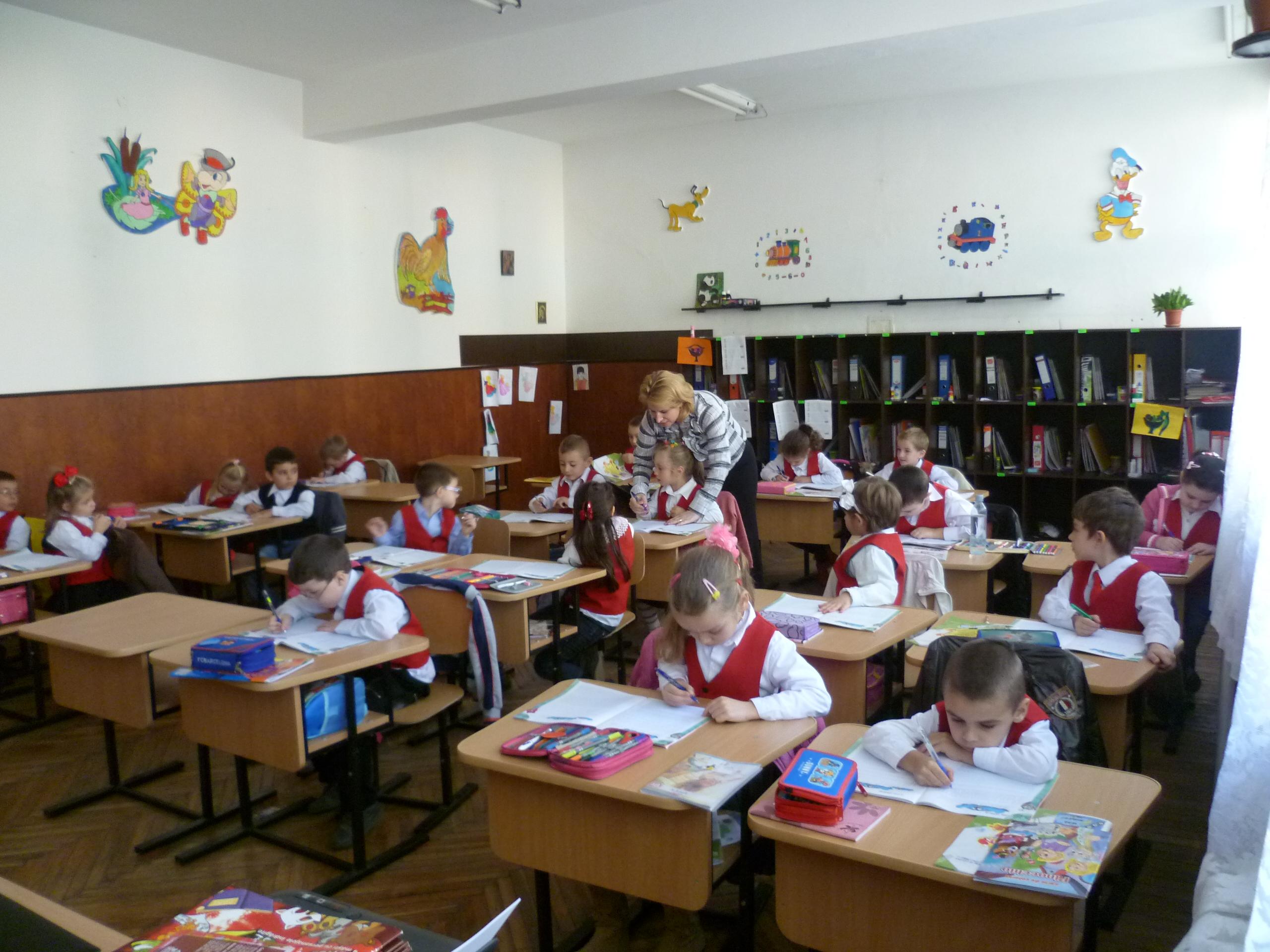 Alertă pentru părinți: Începe înscrierea copiilor la clasa pregătitoare