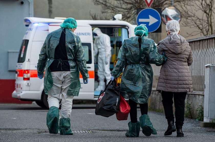 Protocol de grad zero! Românii care se infectează cu coronavirus vor ajunge la terapie intensivă